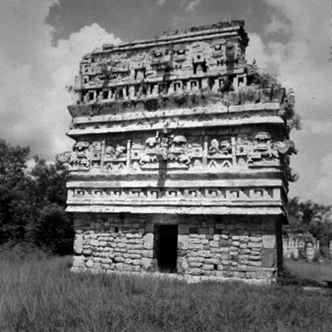Site de Chichen Itza (9 photos)